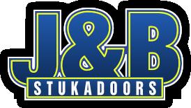 Logo van J & B Stukadoors